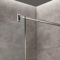 Viesta Duschwand/Duschtrennwand DW