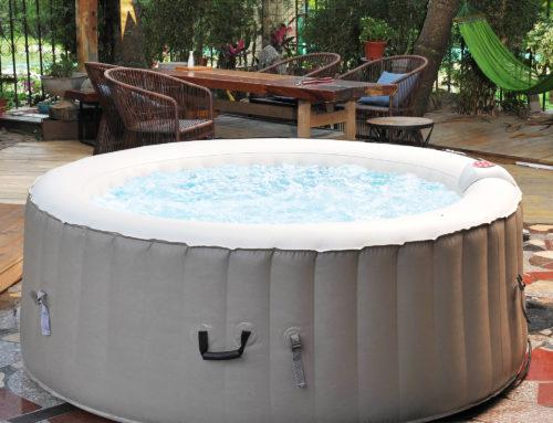 Nemaxx SPA selbstaufblasbarer Whirlpool